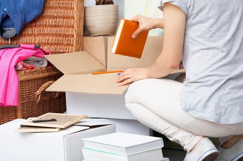 college Move in Day fails