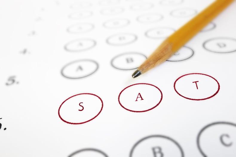 sat vs act test scores