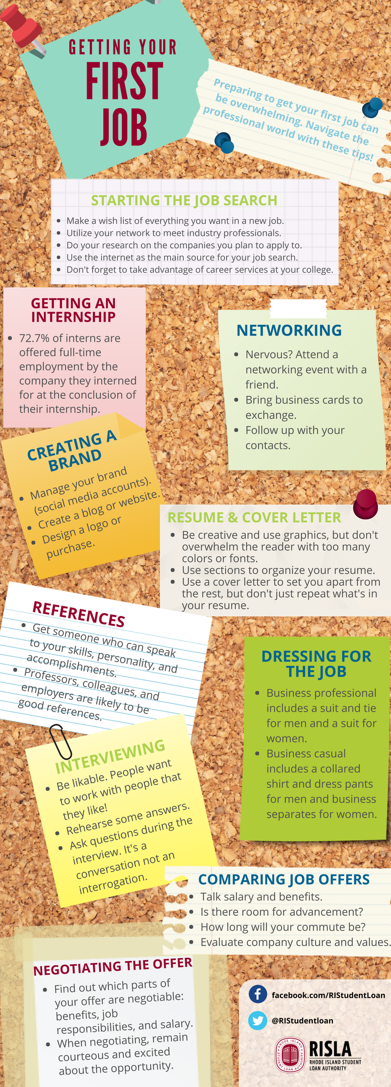Career Planning: Getting Your First Job