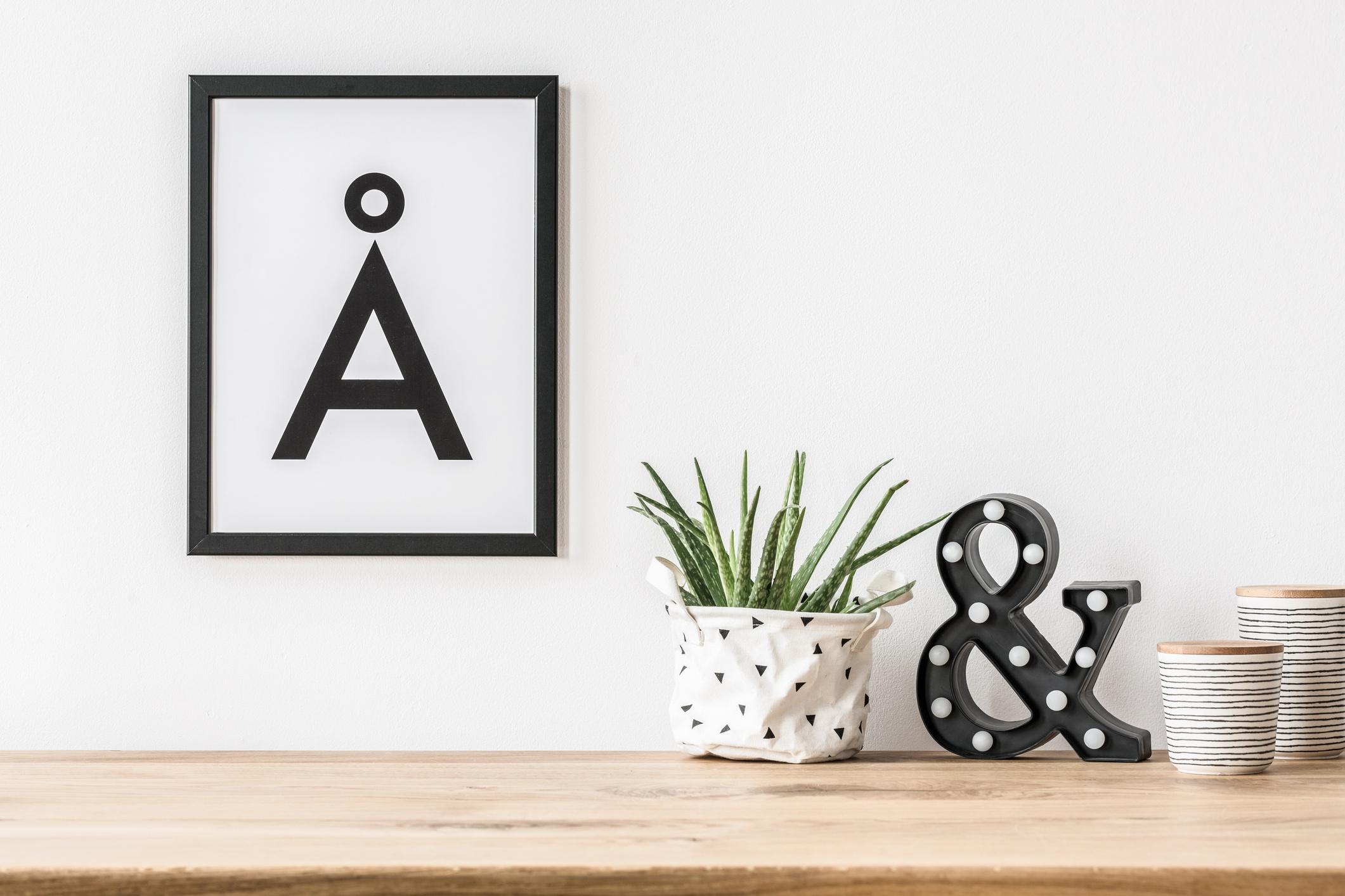 Dorm Room Design - Potted Plants